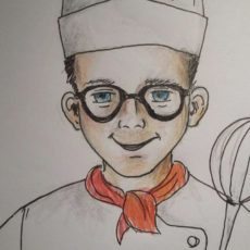 Cooking with French Chef