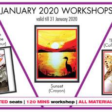 January 2020 workshops web banner
