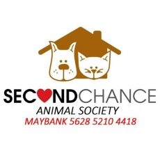 Second Chance Animal Society logo