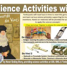 Science Leonardo