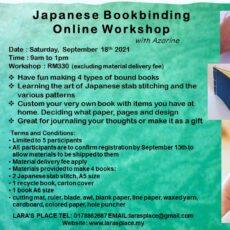 bookbinding and shoe making-sep 2021