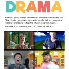 junior speech and drama sep 2021